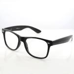 Unisex black classy briller – pris DKK 139,-