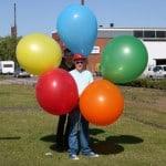 Gigantiske Balloner – pris DKK 59,-