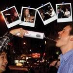 Alkohol Shot Gun – pris DKK 119,-