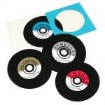 Vinyl CD-Rom – pris DKK 79,-