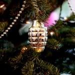 Jule granater – pris DKK 159,-