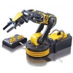 Robot arm, byg selv – pris DKK 449,-