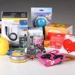 Megapakke gadgets – pris DKK 289,- og 499,-