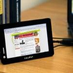 Lilliput USB-monitor – pris DKK 795,-