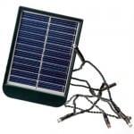 Lyskæde med solceller – pris DKK 319,-