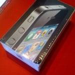 iPhone 4 test – den første tid