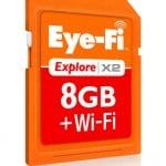 WiFi SD card – pris fra DKK 509,-