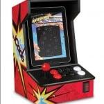 ION iCade arcade med iPad – pris DKK 999,-