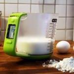 KitchPro digital køkkenmåler – pris DKK 229,-