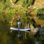 SUP board fra Red Paddle – pris DKK 7.195,-