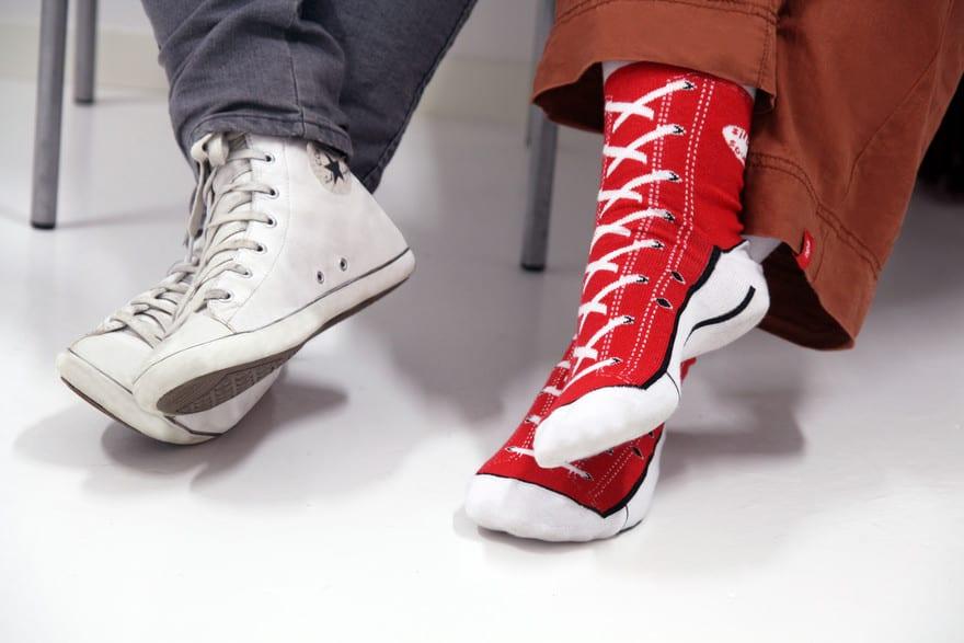 Silly socks – pris DKK 69,-