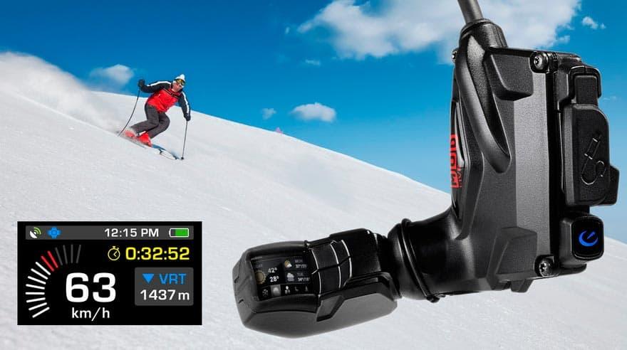 Recon Instruments MOD Live – GPS i dine skibriller