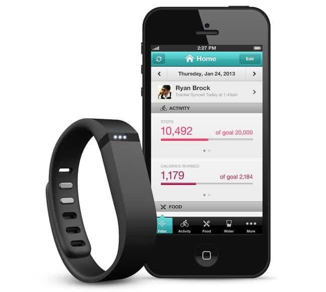 Fitbit Flex – pris DKK 899,-