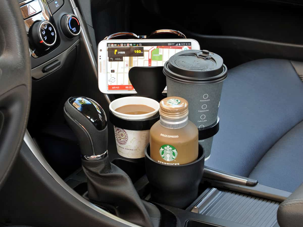 kopholder til bil universel multi kopholder til din bil. Black Bedroom Furniture Sets. Home Design Ideas