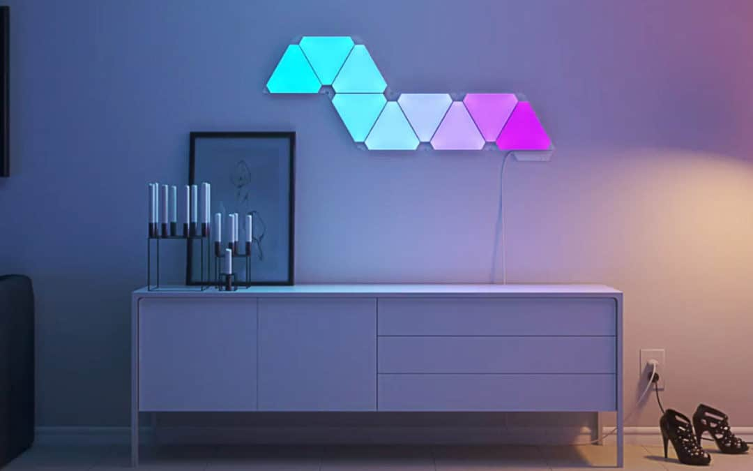 Nanoleaf Aurora Smart LED