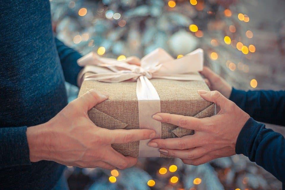 Hvilken gave passer til anledningen?