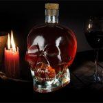 skullflaske