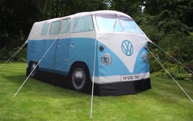 VW Camping telt – pris DKK 2.495,-