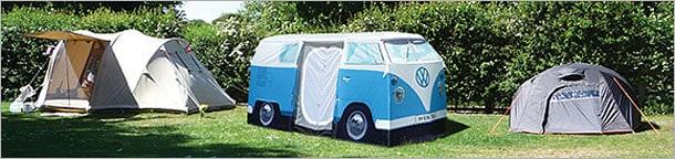 Volkswagen VW campingtelt – pris DKK 2.495,-