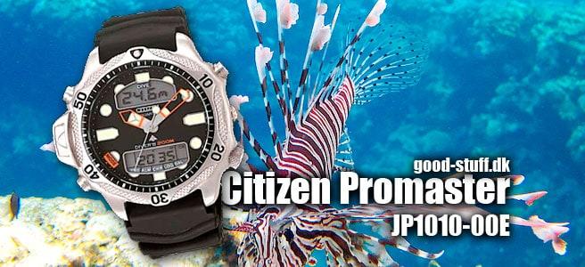 Citizen dykkerure