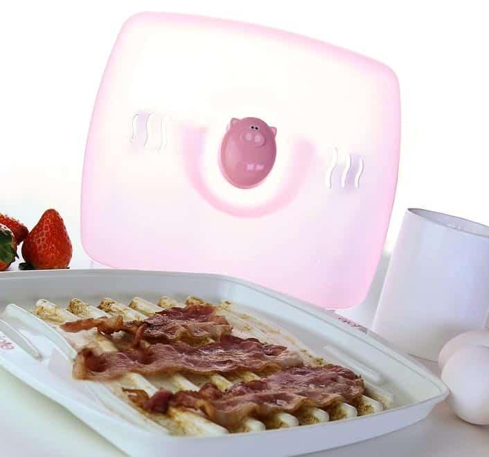 Lav bacon i mikroovnen – sådan gør du