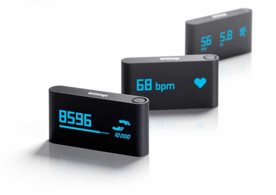 Withings Pulse måler din puls, aktivitet, søvn og kalorier – pris DKK 849,-