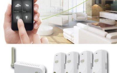 eSaver iConnect – styr hjemmet med din smartphone pris DKK 1.199,-