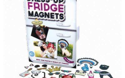Køleskabsmagneter til dine billeder – pris DKK 99