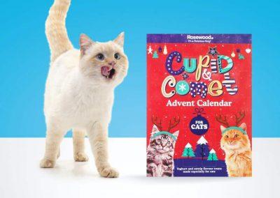 Cupid & Comet Julekalender Kat