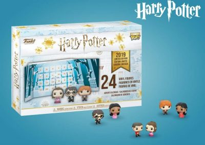 Funko Pop! Harry Potter Julekalender