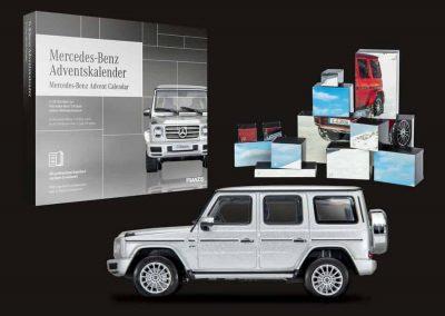 Mercedes-Benz Julekalender
